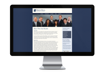 Attorney Website Design and Photography