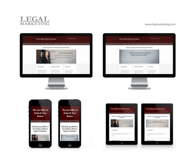 Central Massachusetts Website Design